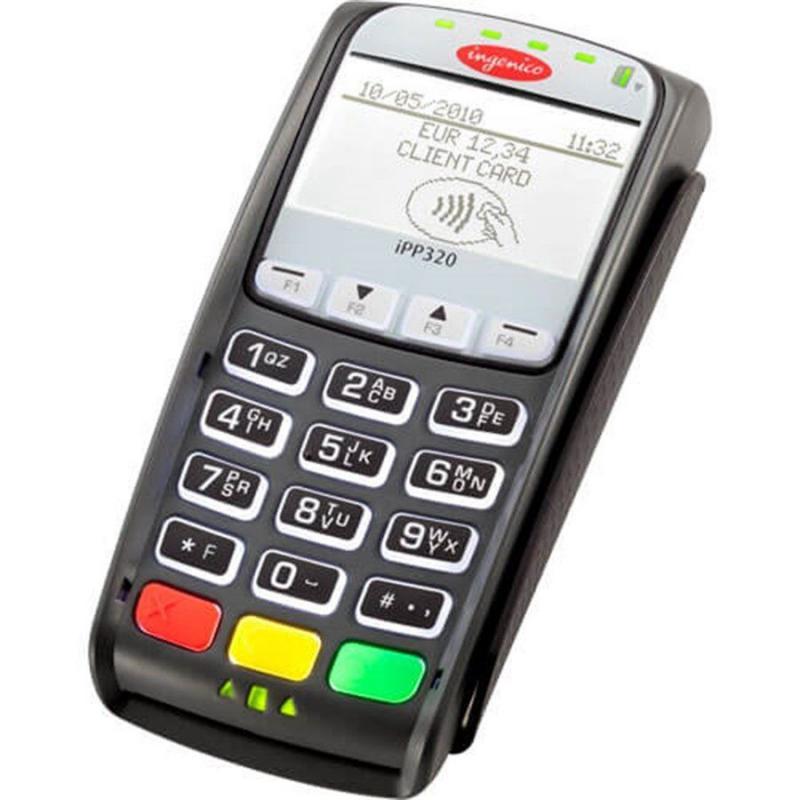 Sistema de pagamento tef